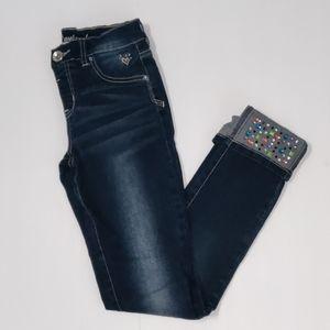 Justice premium girl jeans